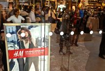 H&M in NoMa / H&M opened it's new store in Union Station on Thursday, Sept. 19. HOH has an exclusive look at the new store. / by Roll Call - The Source for News on Capitol Hill