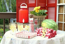 Picnic & BBQ Party Idea's / by Lilla Henry