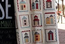 architecture, quilts / by Mary Marcotte
