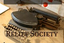 Relief Society / by Carma Farrar