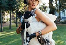 Style Crush: Gwen Stefani / by Tara Byakko