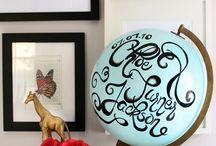Decorating/Organizing - Decor / by Kellie Tatham