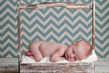 Newborn pics for Lucas / by Jillian Bruhn