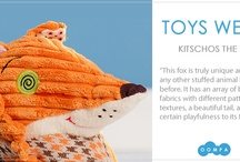 Toys we <3 / by Oompa Toys
