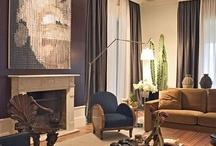 Livingrooms / by J Ariel Hoffman