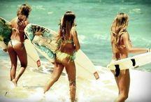 BETTY  - Surfer Girls / by FUSE Surfwear