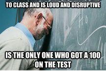 Teacher humor & quotes / by Kris Strehlow-Cooper