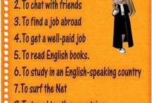Learning English / by italki languages