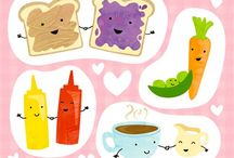 ○•Sweet Drawings & Illustrations•○ / by Minerva Vizcaìno