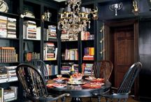 Fave Celeb Home Tours / by Rae McConville Interiors McConville