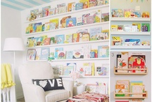 Book Shelves / by Darcy Pattison