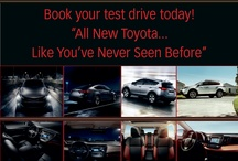 Advertising 2013 / by Festing Toyota