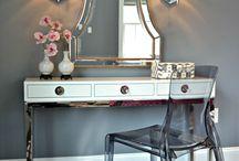 Decor/Interior Design Features / by Gigi B