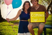 baby registry/announcement pic ideas / by Kali Barksdale