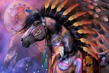 Native American Indian / by Cindy Howe RagtopDesigns