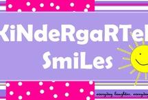 Kindergarten / by Irene Vecera