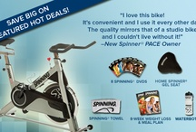 Hot Deals! / by Spinning®