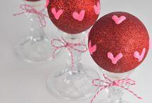 DIY Valentines Decor / by Kimberly Crain