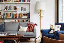 interior / by Luisa Brimble
