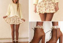 Clothing / by Shanta Andrews
