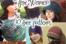 Crochet patterns / by Wendy