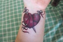 Tattoos / by Jordan Silvia