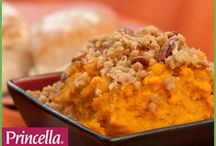 Pumpkin is SO last Fall... / Celebrate this autumn season with Princella, Royal Prince and Sugary Sam Sweet Potatoes and Yams because pumpkin is SO last Fall!  / by Allens Veggies