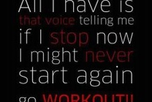 Fitness / by Roxane Blount