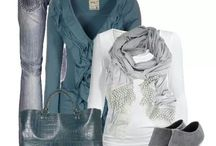 Fall and winter clothes / by Jennifer Witt Ridinger
