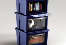 All-Access Organizers / Versatile organizing solutions from Rubbermaid :) / by Rubbermaid
