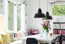 Home Loving / Pictures of interior design, furniture, and other home decor that spark my interest. / by Erika de Jesus