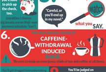 Writing Infographics / Fabulous visuals and infographics about writing.  / by Laura Pepper Wu
