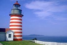 lighthouses / by Ernie Castro