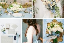 Chic Vintage Wedding Colour Palettes / by Chic Vintage Brides