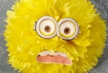 Minions Decor / by Nancy DeJesus