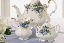 Vintage Afternoon Tea / by oldsmocksnewfrocks