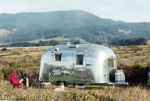 Airstream Dreams / Airstream and other vintage travel trailers, plus camping and road trip ideas. / by Audre Taylor
