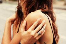 tatoo ideas / by Larissa Aride