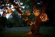Outdoor decorations / by Stacy Gehret