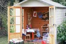 Tent/Outdoor play  / by Ginger Bakos