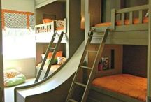 Amazing Kids' Rooms / by Jodie Melancon