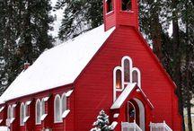 Churches and Chapels / by Rhonda McCord