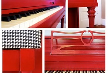 piano / by Kathy Lollar