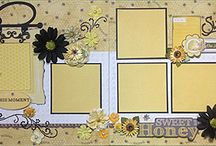 Scrapbook Layouts / Scrapbooking  / by Youniquely Karen