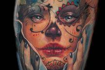 Tattoos / by Jami & J Slaughter