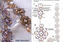 beaded jewellery / by Nicola Brady