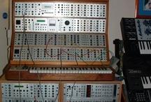 analog synth / by Hayato Hotta