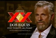 The Most Interesting Man in the World / by Brand Stories on Pinterest