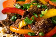 Beef Recipes / by Lisa Davis