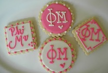 PHI MU / by Lauren Haworth